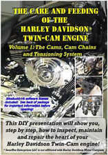 HARLEY DAVIDSON DVD The Care of Twin Cam MOTEUR NEUF Prix Liquidation Last Few