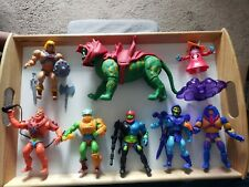 New ListingMotu Masters of the Universe Origins He-man Battle Cat Skeletor Lot Of 10 2020