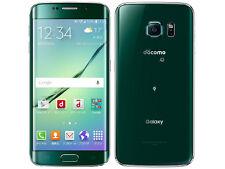 DOCOMO SAMSUNG SC-04G GALAXY S6 EDGE 64GB ANDROID 5.0 PHONE UNLOCKED GREEN NEW