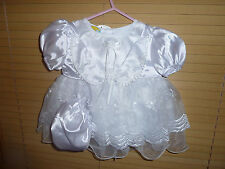 Girls' Polyester Baby Christening Clothing