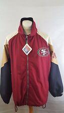 NEW Mirage SAN FRANCISCO Jacket NFL SF 49ers Size XXL - Retro