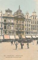 BRUXELLES – Grand Place Maison Des Corporations – Brussels – Belgium - udb