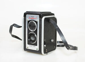 Art Deco Kodak Duaflex II Twin Lens Camera