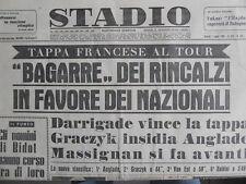STADIO - Quotidiano Sportivo 01-07-1960 - Speciale Tour De France 1960  [G44]