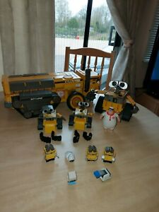 RARE THINKWAY TOYS WALL-E BUY-N-LARGE REFUSE TALKING TRUCK + SOUND AND MORE