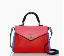 NWOT Kate Spade Terrace Drive Little Nadine Leather Satchel Handbag NEW $398