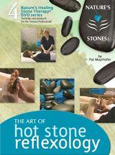 Hot Stone Reflexology Massage & Spa Video on DVD w Electronic Manual
