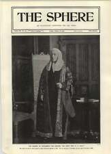 1902 Wc Gully Speaker Opening Parliament Educated Cambridge
