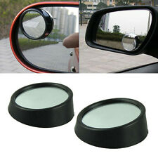 2 PCS Car Kit Rear-view Blind Spot Mirror Wide-angle For Benz BMW VW Vehicle New