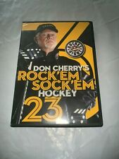 Don Cherry's Rock Em Sock Em Hockey 23 DVD 2011