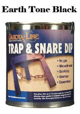 Dakota Line Trap & Snare Dip - Earth Tone Black - Quart