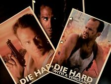 20th Century Fox THE DIE HARD TRILOGY Rare Script SCREENPLAY SET Collection