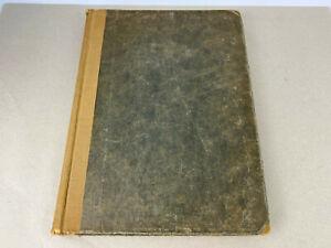 1947 uraltes Buch Schaltplan Sammlung Tschechoslowakei Mikrofona Sigma Tesla