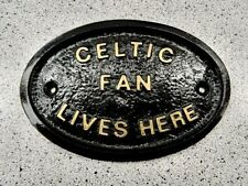 CELTIC  - HOUSE DOOR PLAQUE SIGN GATE WALL