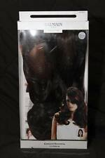 BALMAIN Paris Hair EXTENSIONS New BAG RUNWAY Complete Espresso BROWN 40cm/16""