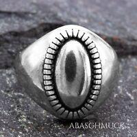 Silberring Silber 925 Ring  Verstellbar Offen R0756