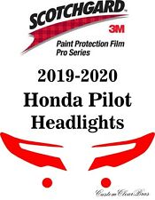 3M Scotchgard Paint Protection Film Pro Series Fits 2019 2020 Honda Pilot