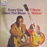T-BONE WALKER - EVERY DAY I HAVE THE BLUES  CD NEW!