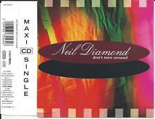 NEIL DIAMOND - Don't turn around CDM 3TR (COLUMBIA) 1991 HOLLAND