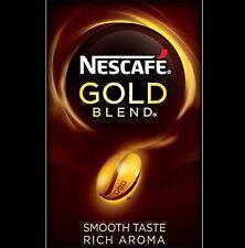 Incup Nescafe Gold Blend white coffee 73mm in cup vending machines Darenth Klix