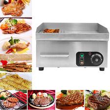 2000W Plancha Gril Parrilla Eléctrica para Cocinar Carne Teppanyaki Barbacoa BBQ