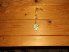"VTG. STRAWBERRY SHORTCAKE CHARACTER ""APPLE DUMPLIN"" NECKLACE"
