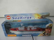 1977 Matchbox Sea Kings Frigate K-301