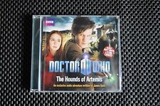 DR WHO EXCLUSIVE ADVENTURE - 11TH DOCTOR THE HOUNDS OF ARTEMIS AUDIO CD