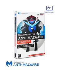 Malwarebytes Anti-Malware Premium 3.0 - 1 PC - 1 year - CD