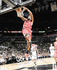 GFA Los Angeles Clippers DeANDRE JORDAN Signed 8x10 Photo D2 PROOF COA