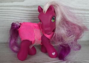 My little Pony Mein kleines CHERRY BLOSSOM KIRSCHBLÜTE mit Outfit G3 PONY