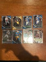 2020 Panini Absolute Rc Lot Of 8 NFL Rookie RB LOT
