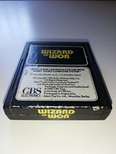 Atari 2600/5200/7800/VCS Wizard of Wor Cartridge Only Tested Working