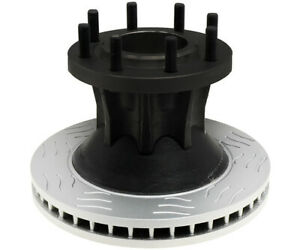 Disc Brake Rotor and Hub Assembly Front Raybestos fits 94-99 Dodge Ram 3500