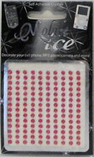 Hot Pink Separate Stones Cell Phone Sticker Mobile Ice iPhone Sticker iPod Decal