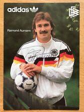 Raimond Aumann AK DFB 1988 Autogrammkarte original signiert
