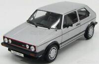 VW VOLKSWAGEN GOLF GTI 1:18 Scale Metal Diecast Model Car Cars Toy Car Silver