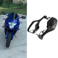 LED Turn Signal Rearview Mirrors For 2006 2007 2008 2013 2014 Suzuki GSXR1000 US