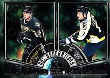 1999-00 Omega NHL Generations #5 Mike Modano, David Legwand