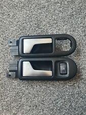 Vw golf Mk4 R32 Anniversary Brushed aluminium Handles/triggers(v6, v5, tdi, gti)
