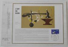 Document philatélique CEF 694 1er jour 1983 Art du Bijou