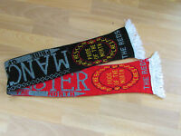 MANCHESTER United Pride of the North FOOTBALL Scarf