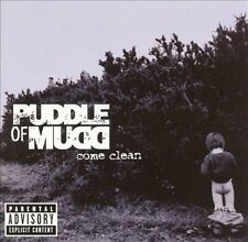 Come Clean [PA] by Puddle of Mudd (CD, Aug-2001, Flawless/Geffen)