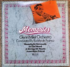 Memories Glenn Miller Orchestra Buddy de Franco West Germany ABC Very Clean