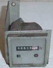Compteur horaire électrique type H890 - Tension 110 / 130 Volts