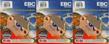 EBC Severe Duty Front & Rear Brake Pads Kit - Artic Cat - 3 sets of FA395SV Pads