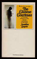 The Chinese Courtesan Jonathan Quayne vintage 1968 Lancer Books EX+ cond.