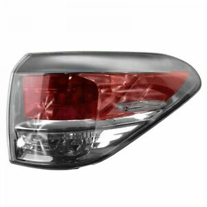 Taillight Taillamp Housing Outer RH Right Passenger Side for Lexus RX350 RX450h