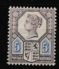 Great Britain #118a Type I Mnh value $800.00