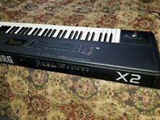 Korg X2 Synthesizer (76 Keys)